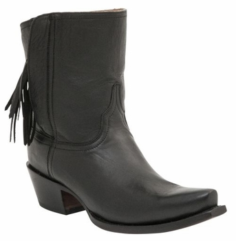 Lucchese Since 1883 Women's Flannery Boot - Black M4907