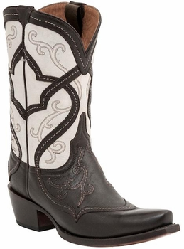 Lucchese Since 1883 Womens Audine Boot – Whiskey M4916