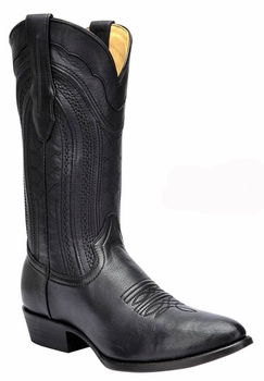 *NEW* Men's Corral Black Western Boots C3067