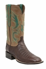 Mens Lucchese Since 1883 Caiman Belly Cigar Boot - Shiloh M2678