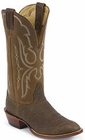 Nocona Boots Mens Antique Cognac Bull Shoulder MD3007