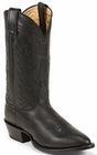 Nocona Boots Mens Black Deer Tan MD2400
