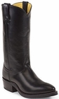 Nocona Boots Mens Black Veal MD1000