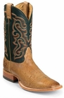 Nocona Mens Antique Saddle Vintage Smooth Ostrich Cowboy Boots MD6904