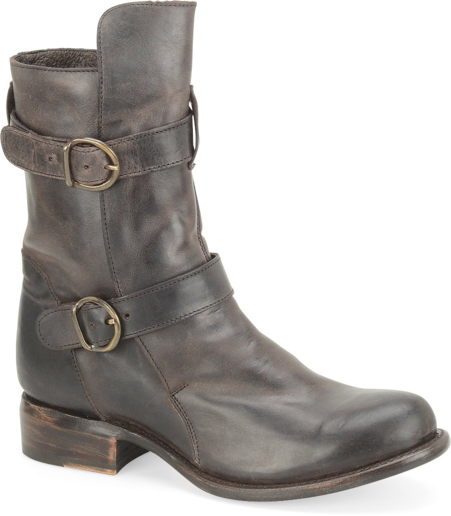 Dark Brown Leather Boots Women | Homewood Mountain Ski Resort