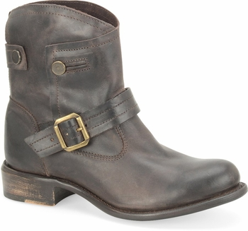 """Sonora® By Double H Womens """"Grace"""" Dark Brown Full Grain Leather Boots SN1370"""