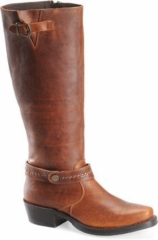 """Sonora® By Double H Womens """"Melinda"""" 16"""" Rust Full Grain Leather Boots SN1070"""