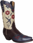 """Star Boots Blue Bird Assorted Color 11"""" W7143"""