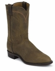 Store Special Size 5.5 Justin Ladies Classic Western Bay Apache Boots L3508