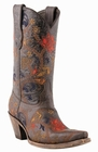 Store Special Size 5.5 Womens Lucchese Since 1883 Tabacco Oklahoma Calf M5026