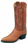 Tony Lama Boots Mens Exotic Western Cowboy Peanut Brittle Smooth Ostrich Boots CZ872 CT873