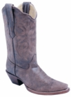 Women's Corral Tobacco Brown Distressed Leather Boot C2033
