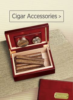 Lighters & Cigar Accessories