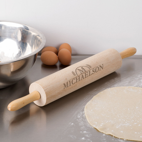 Customized Wooden Rolling Pin