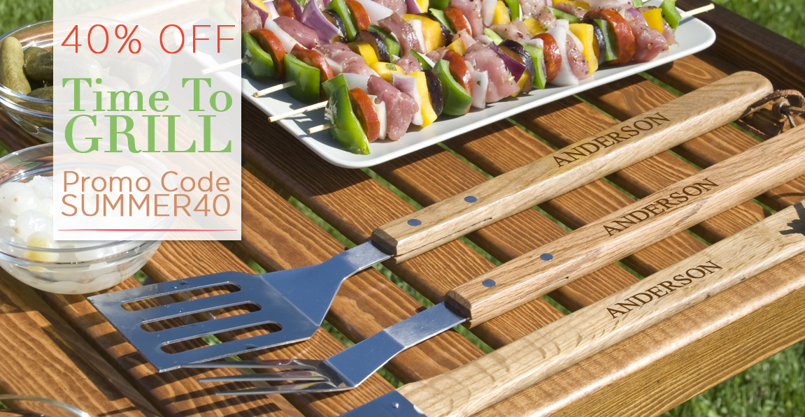personalized unique gifts for grill and bbq