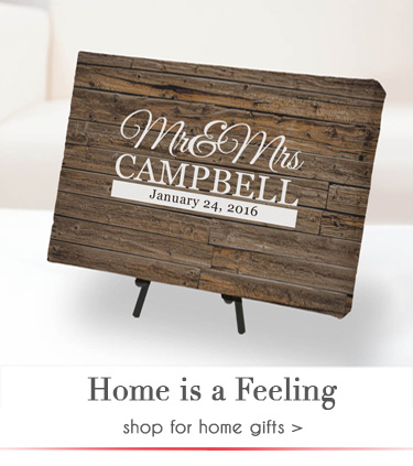 Shop Personalized Gifts for Home - New Arrivals