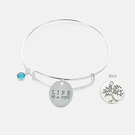 Inspirational Life is a Gift Bangle