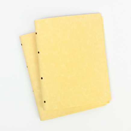 Refill Paper Leather Bound Journal Shop Now