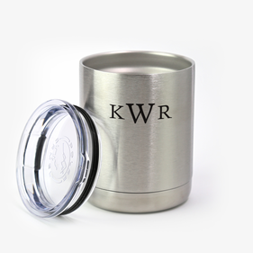 Monogram Custom Steel Vacuum Insulated Tumbler