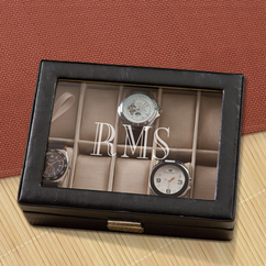 Monogram Men's Watch Case