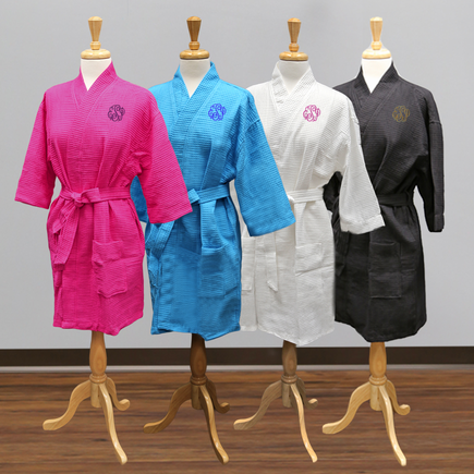 Personalized Monogram Robe