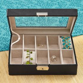 Non-Personalized Women's Jewelry Box