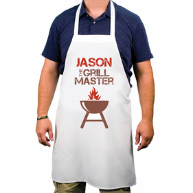 Personalized Grill Master Apron