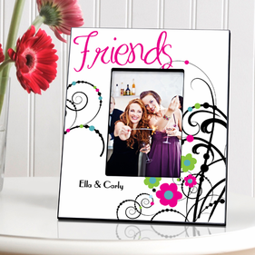 Personalized Friendship Picture Frames