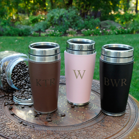 Personalized Travel Tumbler