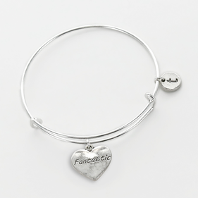 Personalized Fantastic Charm Bangle