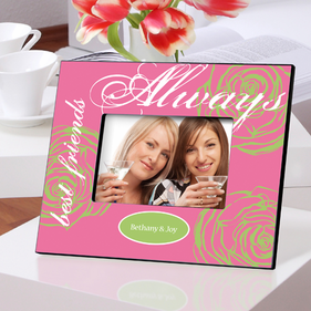 Personalized Friendship Frames