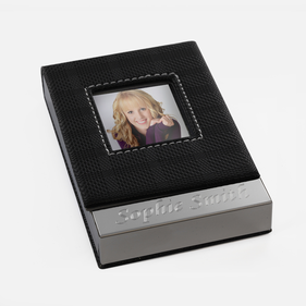Personalized Frame Top Card Case