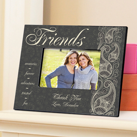 Personalized Friends Picture Frame