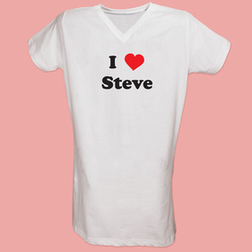 Personalized I Love You Nightshirt