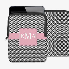 Personalized iPad/Tablet/Laptop Sleeve