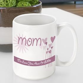 Personalized Mugs For Mothers Day