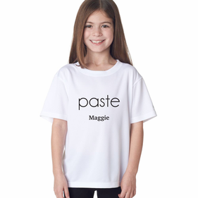 Personalized Copy and Paste T-Shirts for Mom and Kid