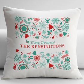 Personalized Pillow Cushion Covers