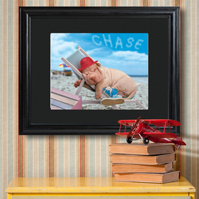 Personalized Kids Character Frame