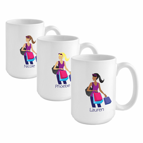 Personalized Shopper Mug