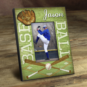 Personalized Sport Picture Frames