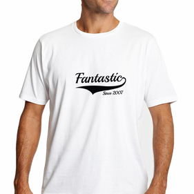 Personalized You Were Fantastic Since The Day You Were Born T-Shirt