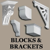 Blocks, Brackets & Corbels