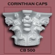 Corinthian Caps for Columns