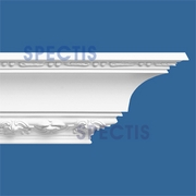 Deco Flex Crown Trim MD1001 Flexible Interior Moulding