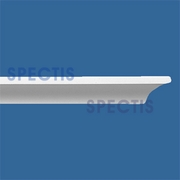Deco Flex Half Nose Trim MD1124 SPLIT Interior Moulding