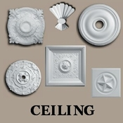 Ceiling Accents