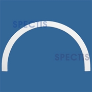 "Spectis AT1011-7.5-68 Arch Top 68"" inside Diameter"