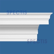 "Spectis Boxed Crown Moulding Trim MD1017 - 8 1/4""P X 13 5/8""H X 12'0""L"