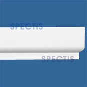"Spectis Brick Moulding Trim MD1586 or MD 1586 Moulding - 1 3/4""P X 3 1/2""H X 12'0""L"